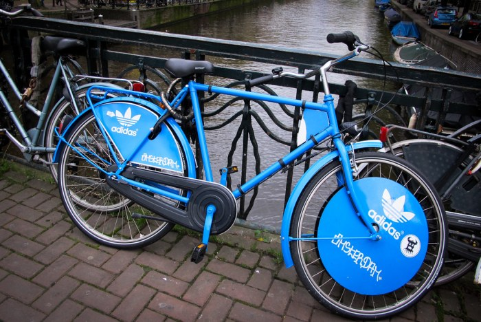 Vélo Adidas Amsterdam