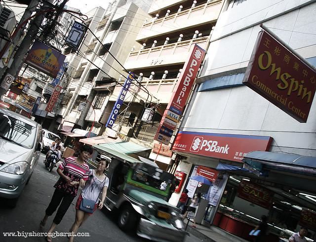 ongpin in chinatown binondo