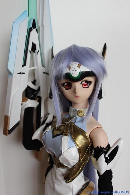 KOS-MOS custom Dollfie Dream