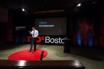 TEDxBoston 2012 - Clay Christensen