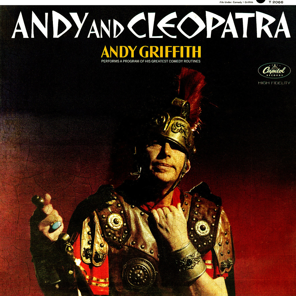 Andy Griffith - Andy and Cleopatra