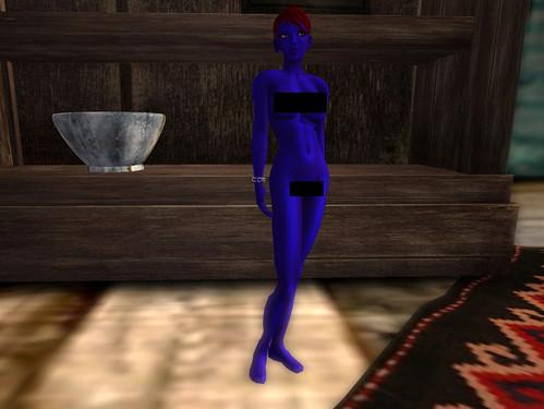 Minidale dark blue