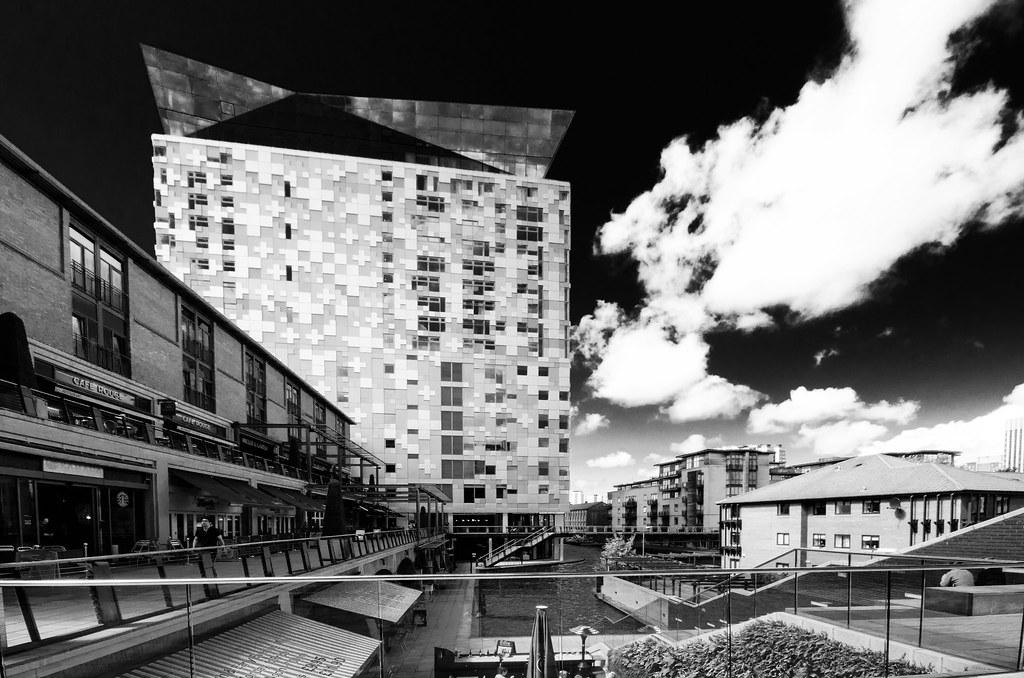 The Cube - Birmingham 2012