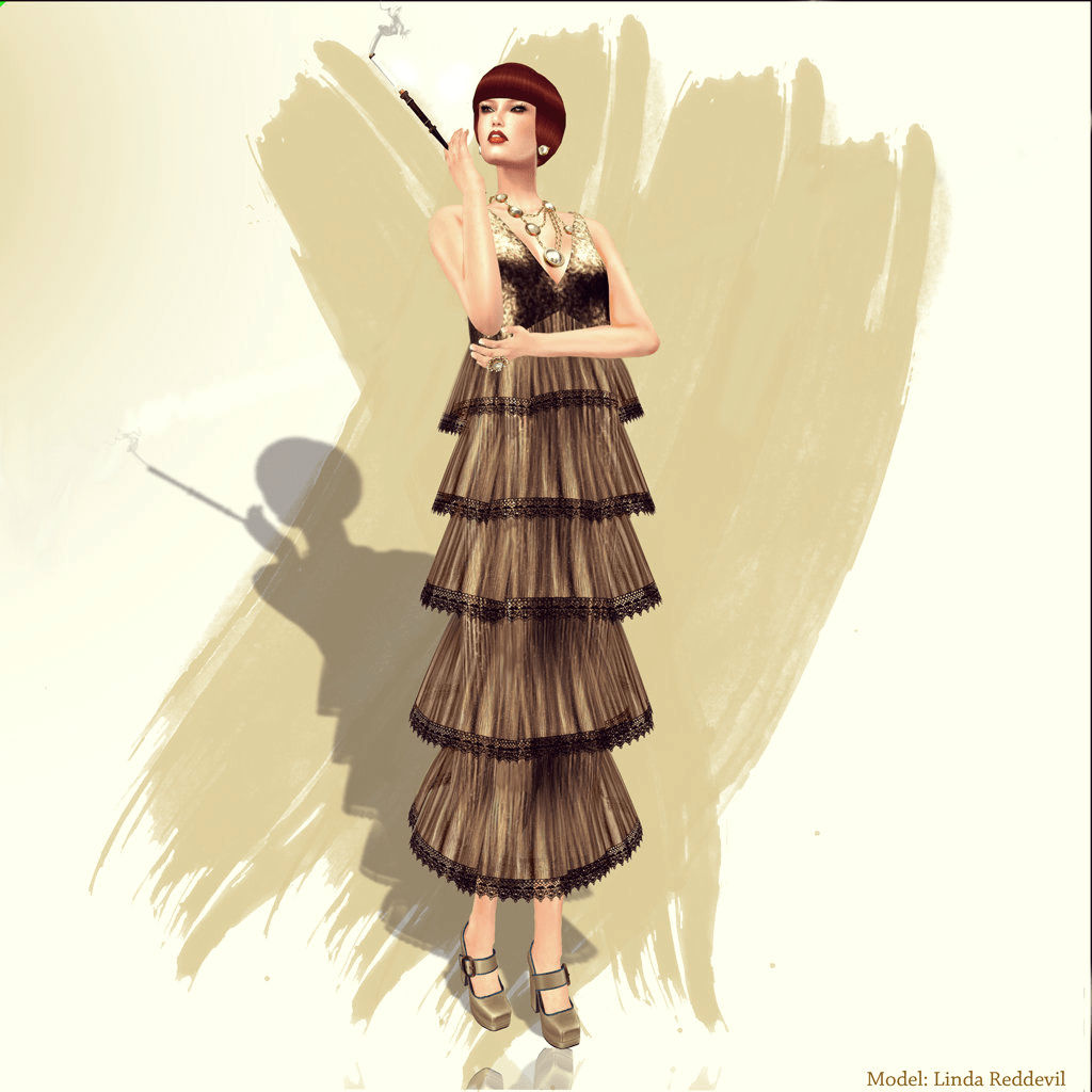 SNEEK PEEK: MOLiCHiNO Jules Dress