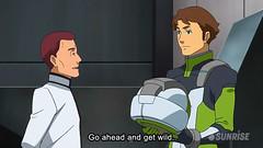 Gundam AGE 4 FX Episode 42 Girard Spriggan Youtube Gundam PH (65)