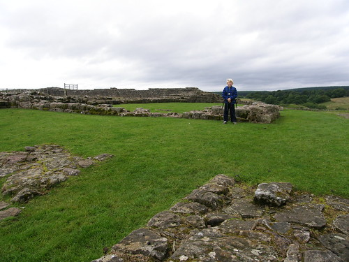 Harrow Scar milecastle