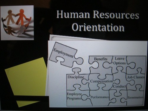 HR Orientation PowerPoint