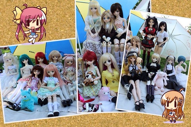 August Dollfie Dream Meetup!