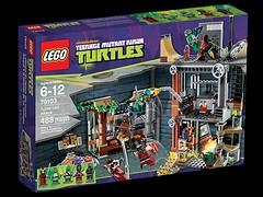 79103 Turtle Lair Attack - 1
