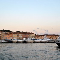 Trips 'n Travels: France: Saint-Tropez - Harbour