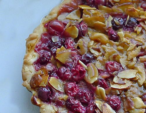 Cranberry Tart 313