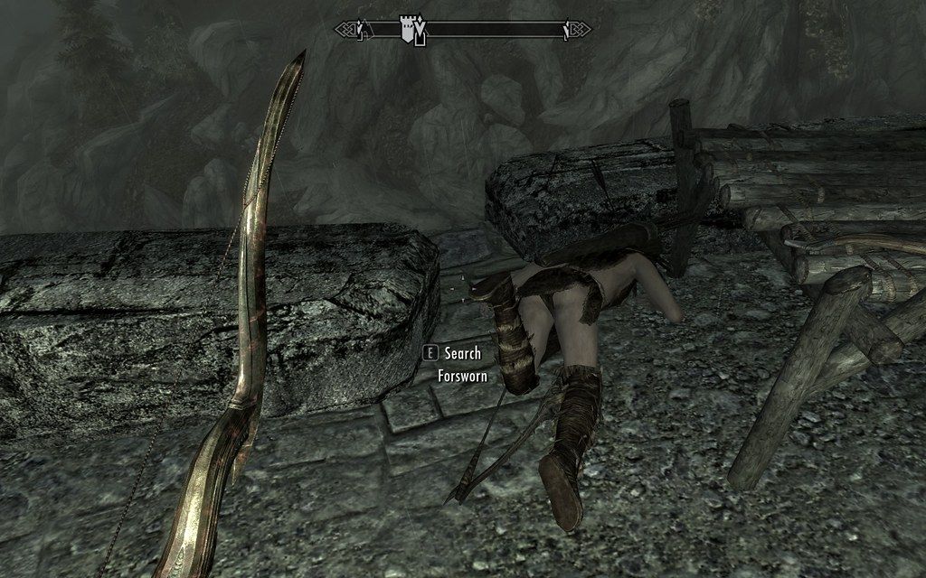 All the sex you will get in Skyrim