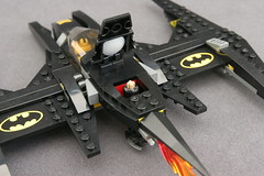 6863 Batwing Battle Over Gotham City - Batwing 14