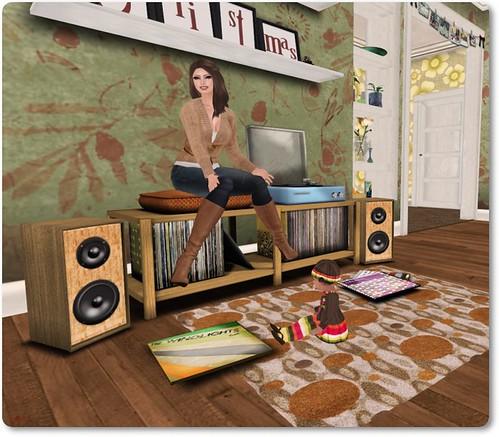 Babysitting - Music time