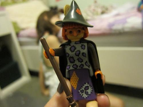 Playmobil Witch