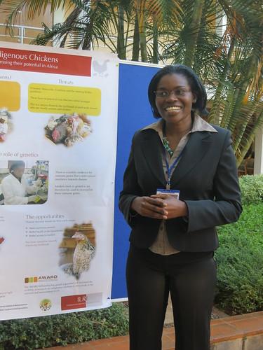Nairobi visit by WB VP Rachel Kyte: Sheila Ommeh presents