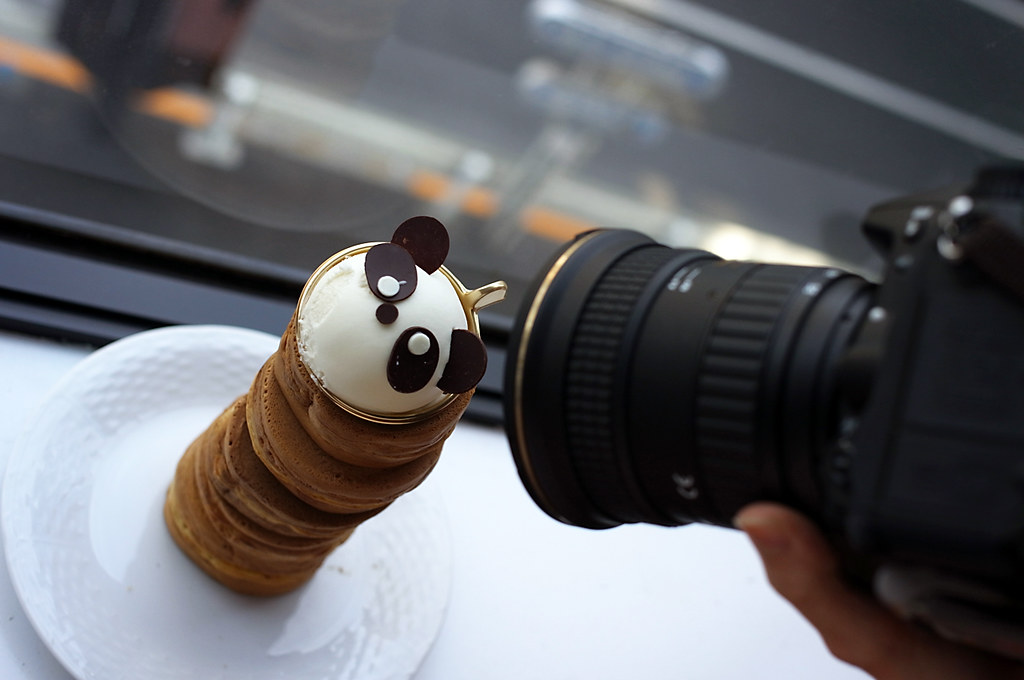 how to shoot panda
