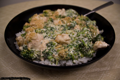 Chicken Broccoli Bake 10