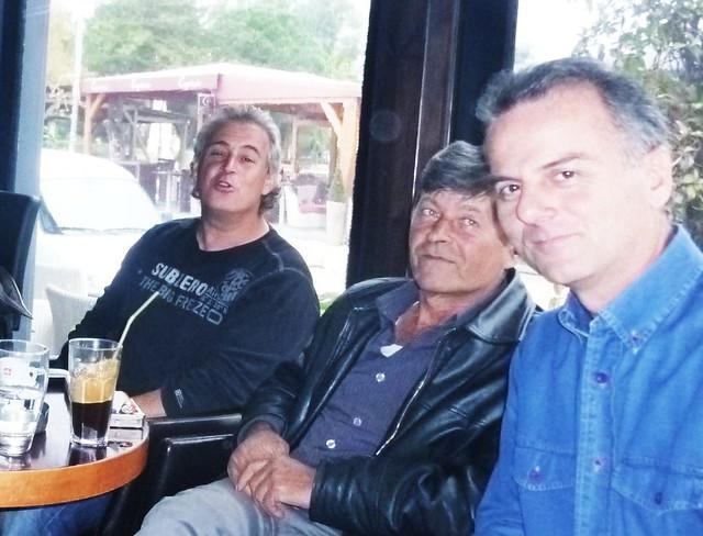 ΜΠΑΜΠΗΣ ΚΑΛΟΓΕΡΟΠΟΥΛΟΣ - ΤΑΣΟΣ ΠΑΝΑΓΟΠΟΥΛΟΣ - ΤΑΚΗΣ ΜΙΧΑΛΑΚΟΠΟΥΛΟΣ.