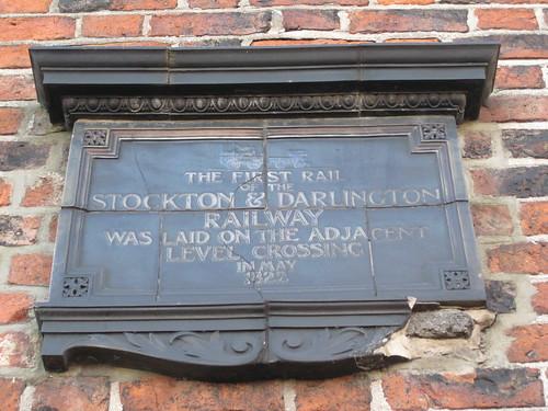 First Railway Ticket Office, Stockton