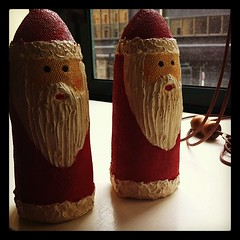 My phallic santas are back!
