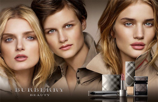 Burberry Beauty Launch 2010 - Promotional Photo (9)