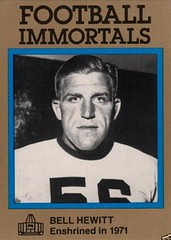 1985 Football Immortals #53
