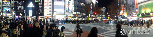 Panorama of Tokyo