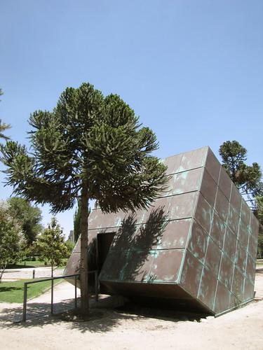 Monumento Rieles de Quintero