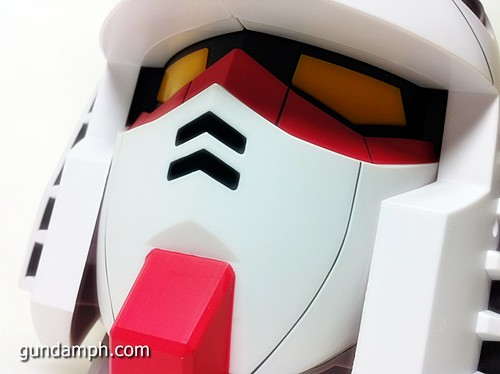 BIG RX-78-2 Gundam Head Coin Bank 30th Anniversary Edition 7-11 (36)