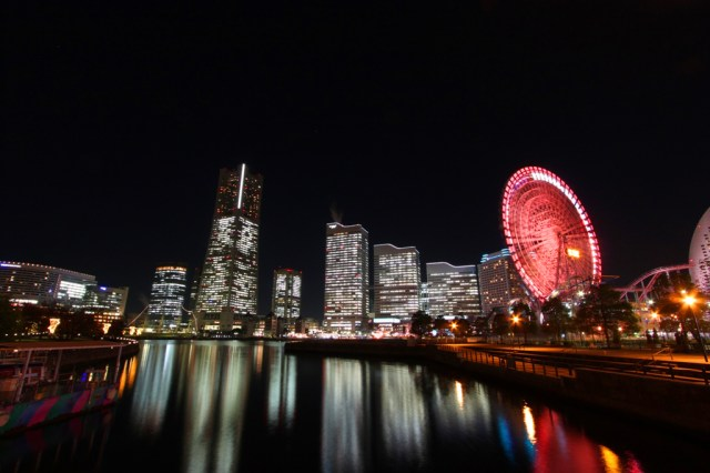 Yokohama Night Photo (6)