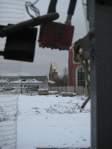 Moscow peek