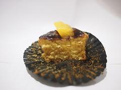 Mandarin orange + chocolate. Cupcake Engineer, Cluny Court