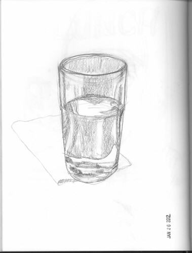water glass by jmignault
