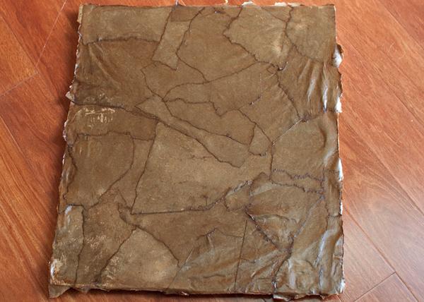 paper bag trial