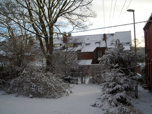 Snow Day 5th Feb 2012
