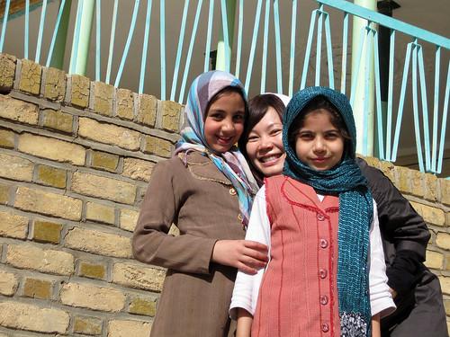 Yard, Iran
