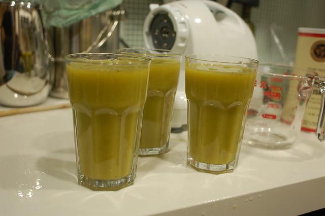 Juice fast begins!