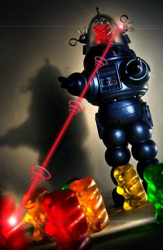 Gummy Cyborg