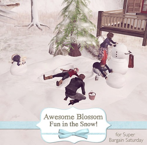 Fun in the Snow winter activity set for SBS