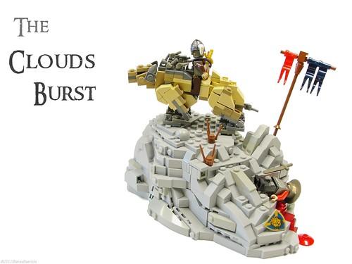 The Clouds Burst