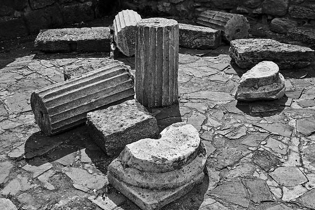 thracian ruins
