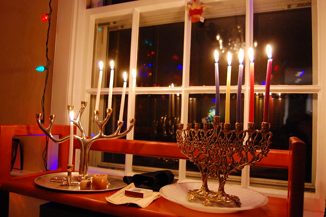 Hanukkah night 4