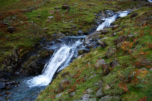 20110925-05_Warnscale Beck Waterfalls by gary.hadden