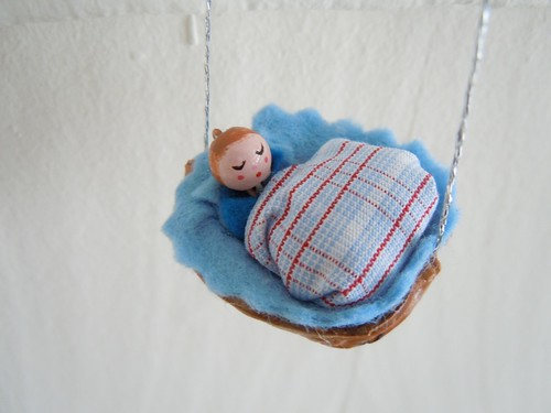 First Christmas Baby ornament
