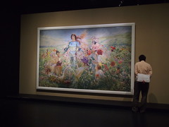 Dreams and Reality: Masterpieces of Painting, Drawing and Photography from the Musée d'Orsay, Paris. Singapore National MuseumP1050311