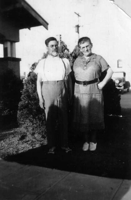 Wolf & Jenny in 1937