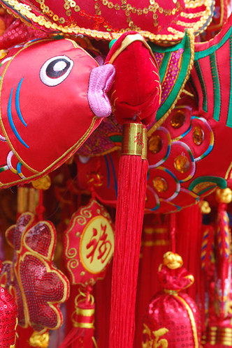 fish chinese new year stuff