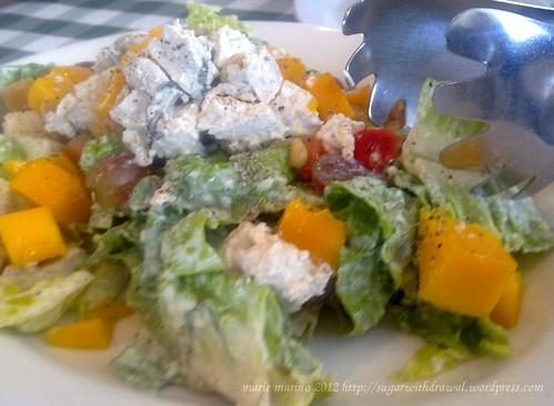 Italiannis Sicilian Salad