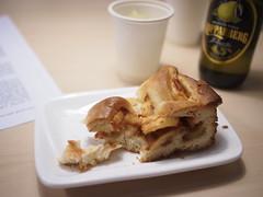 Swedish apple pie + Kopparberg pear, IKEA Singapore